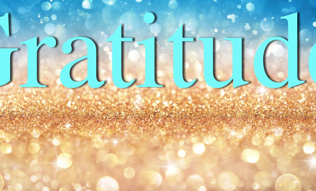 La GRATITUDE crée des miracles dans votre vie…