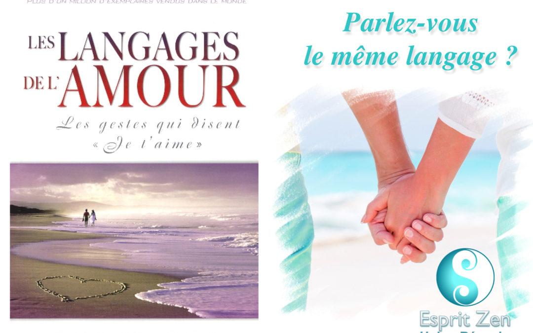 Les 5 langages de l'amour, Gary Chapman